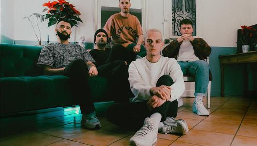 LOUDER REVIEWS: 'Overrated' - Landmvrks single