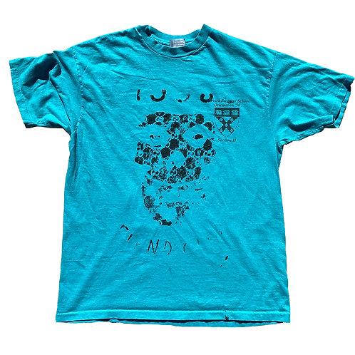 Blue Fiend Tshirt  - XL