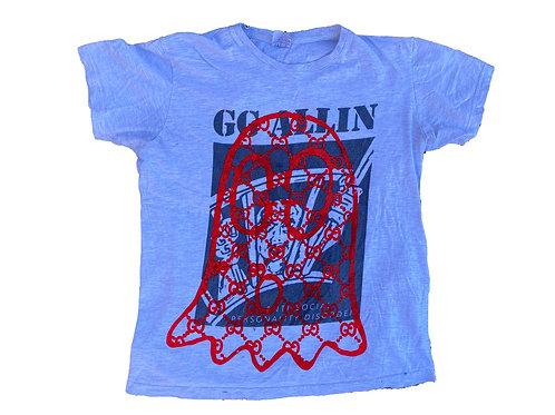 Allin Ghost T-Shirt  White - Medium