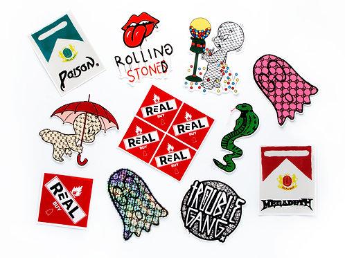 Sticker Pack - 4