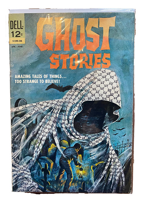 Ghost Stories Comic