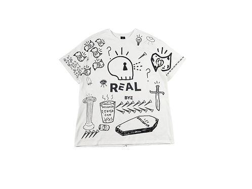 DNA - T Shirt White