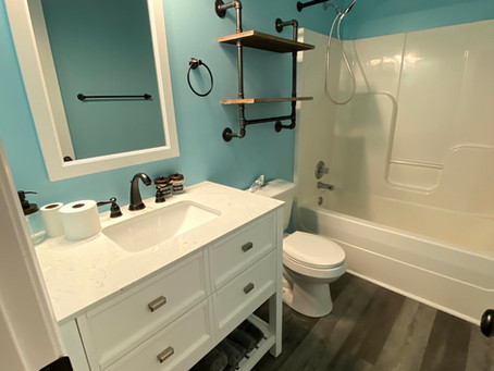 How To Make Your Bathroom Feel Larger