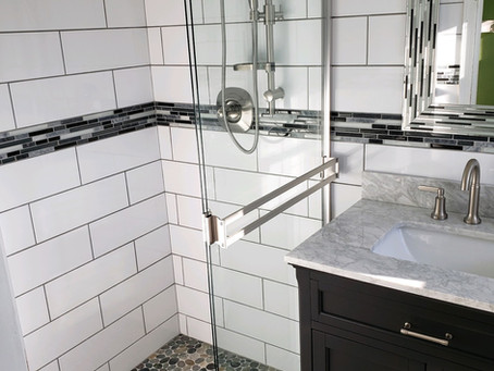 Ideas That Work For Small Bathrooms