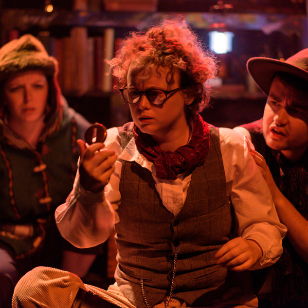 Production Photos by Matthew Cawrey