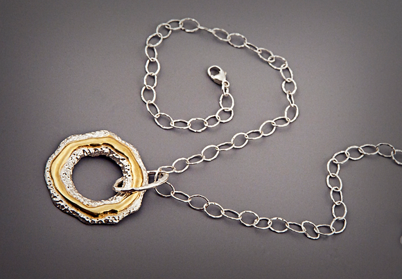 Circle of Life Necklace - Large