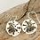 Thumbnail: Sand Dollar Earrings