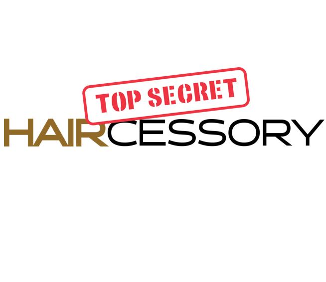 Top Secret Haircessory   Color Chart