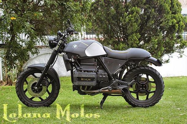 BMW K75 #lolanamotos #motofestcolombia #