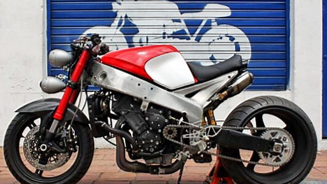 Yamaha Cafe Fighter