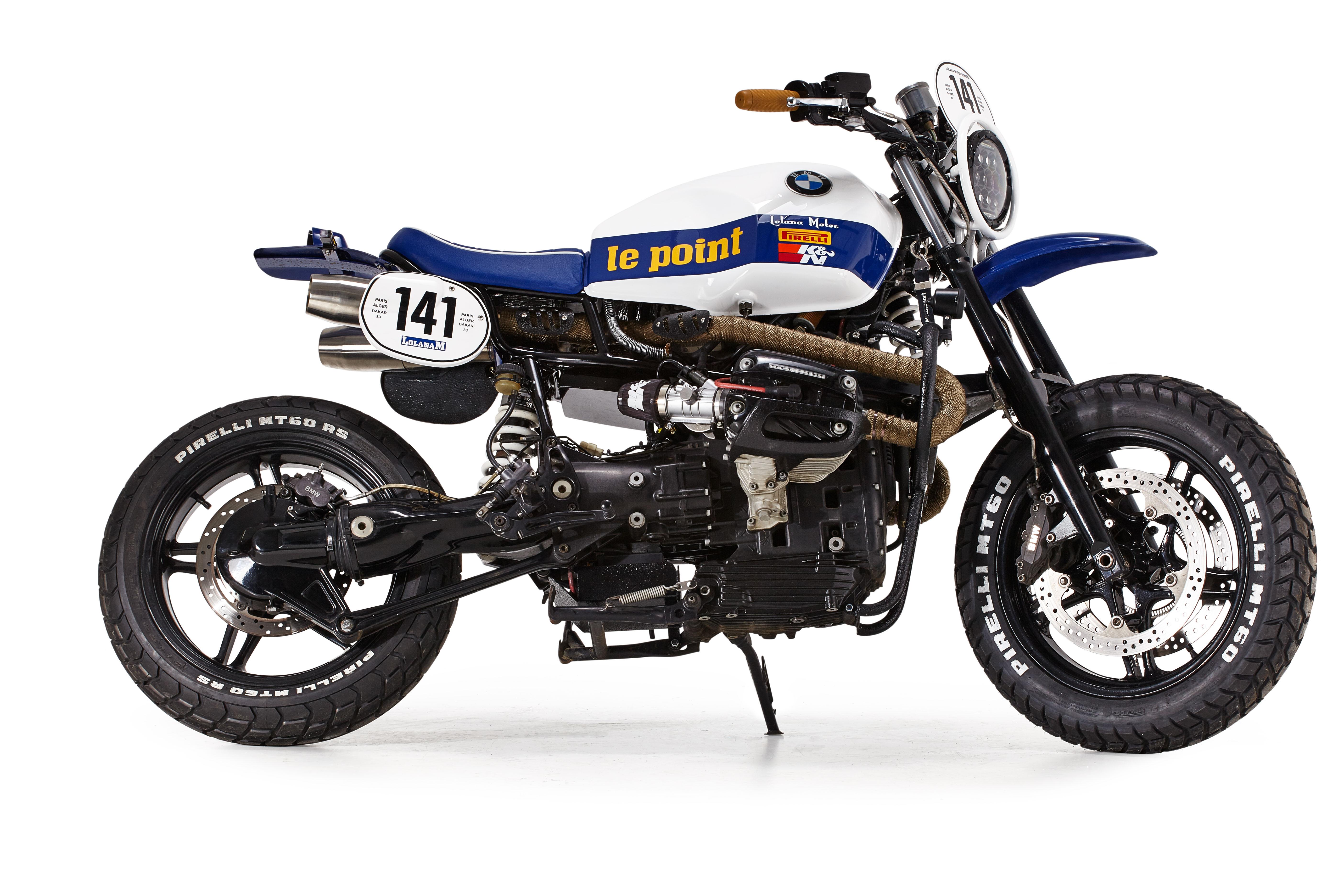 141 80's Dakar