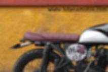 AKT Cafe Racer