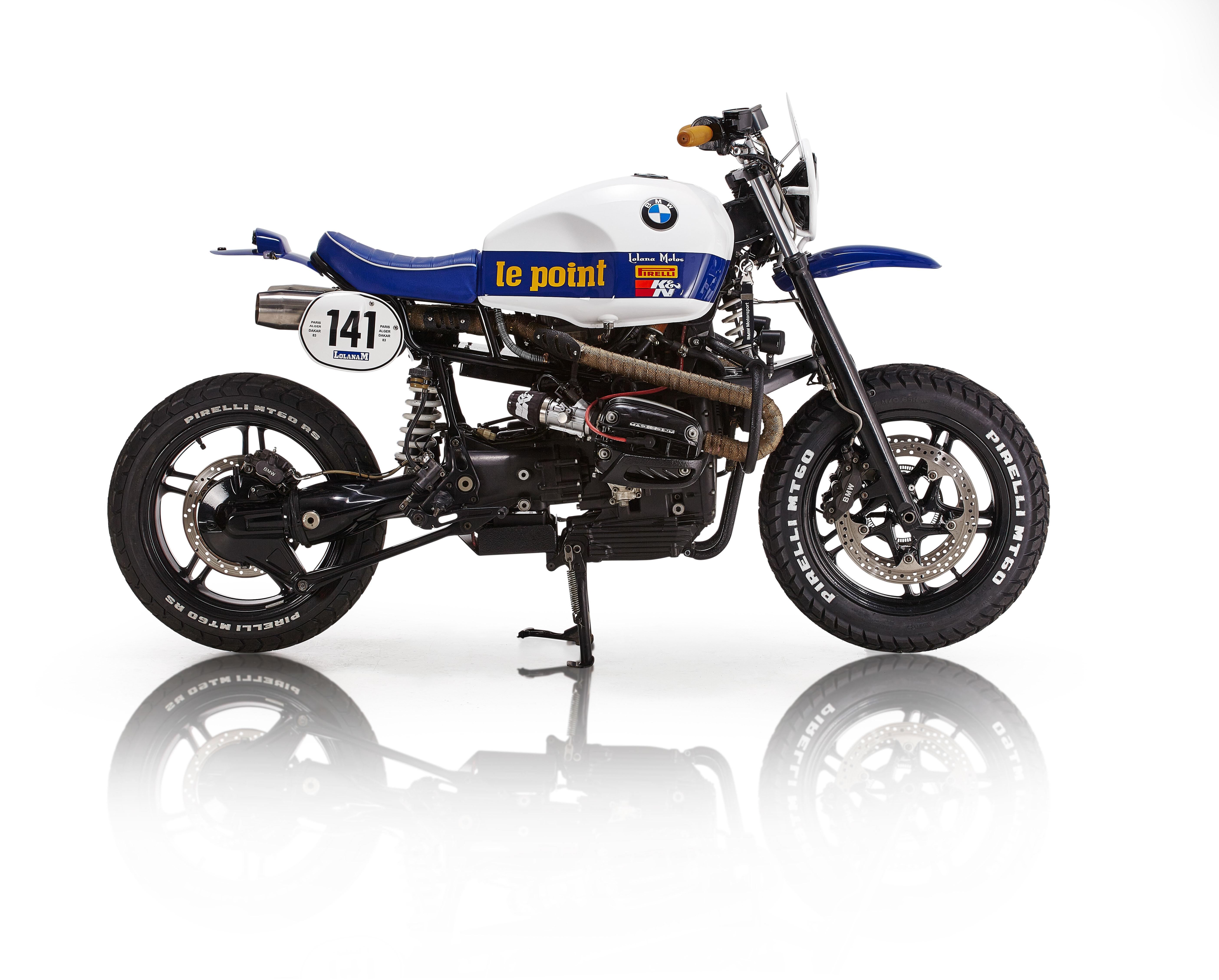 141 BMW Dakar