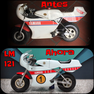 #121 Mini Moto