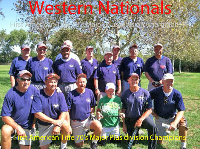 First American Title 70's Western National Champions