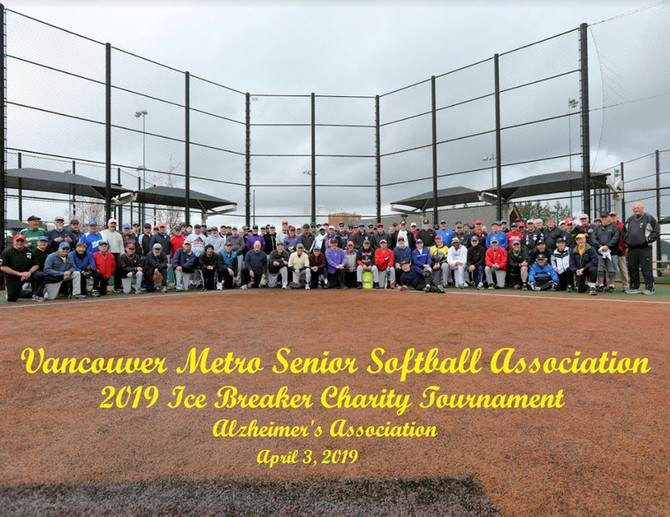 NW Senior Softball News – VMSSA Annual Charity Games for Alzheimers>>>