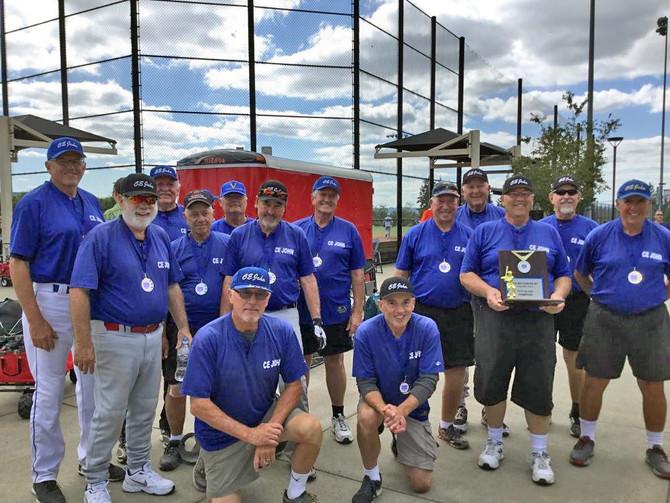 CE John 70AA  2018 USA Softball MSP Seniors - CHAMPIONS!