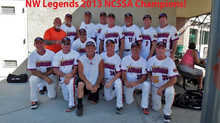 NW Legends Champions Manteca, CA 2013