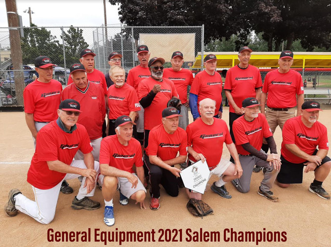 General Equipment 75 Major Prevail in Salem 2021