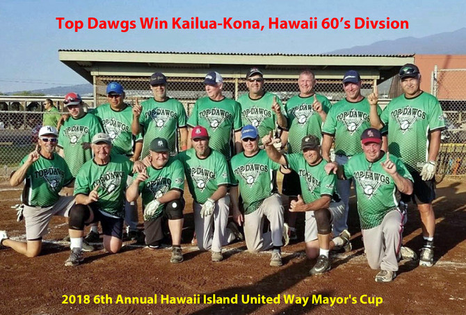 2018 6th Annual Hawaii Island United Way Mayor's Cup
