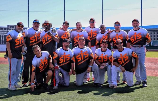 SIS Northwest Softball Team