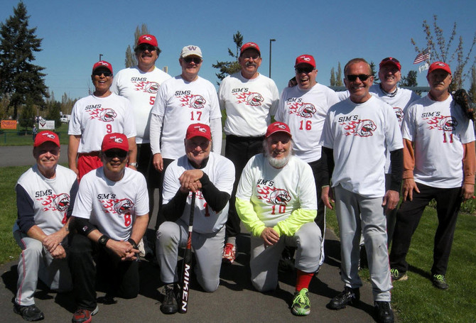 Sim's Team @ RAC Lacey, WA 2014