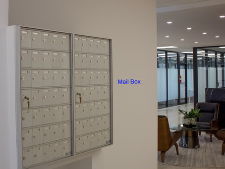 Rent a mailbox in the Hallandale/Aventura, FL area for just $49/month!