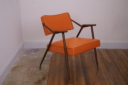 Viko Baumritter Orange Chair