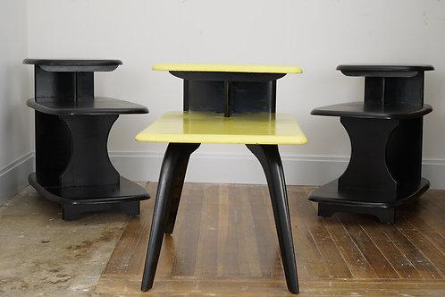 Reimagined by URSA Heywood Wakefield side table
