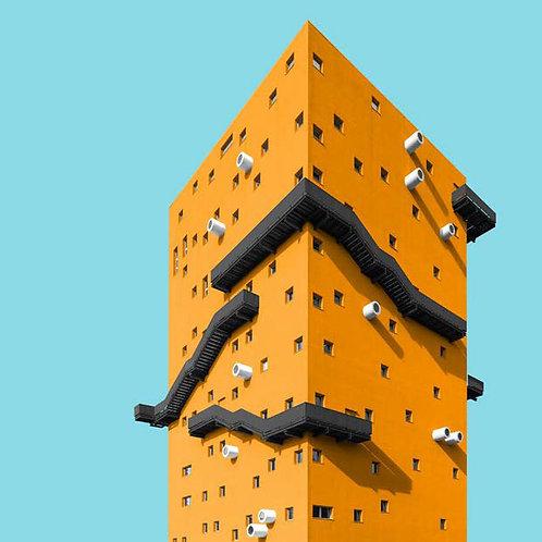 Paul Eis - Yellow box