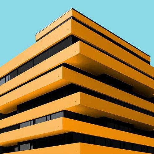 Paul Eis - Yellow corner