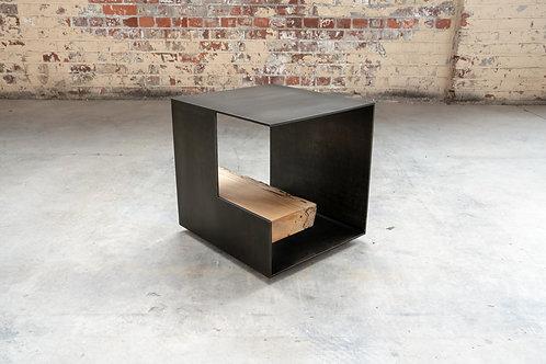 Erich Davis - Mezzanine end tables
