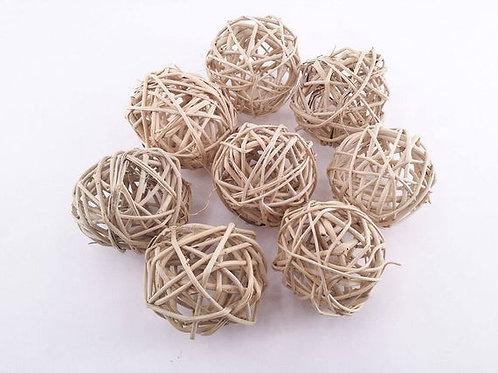 Natural Twig Balls