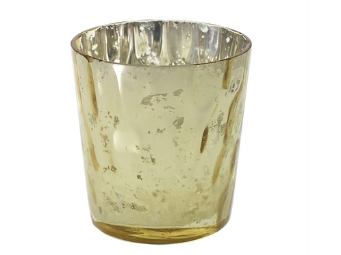 Gold Luxe Votive