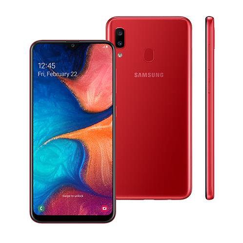 Samsung Galaxy A10 2/32GB rojo