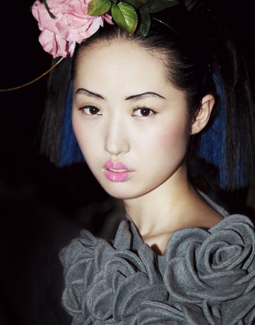 Beauty ASHISH AW10 LFW