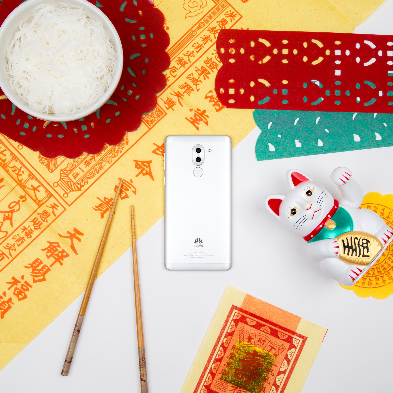 Producción para Huawei