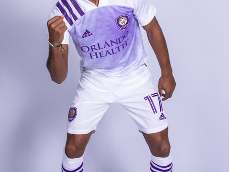 MLS 25: Lion's New Away Strip Unveiled
