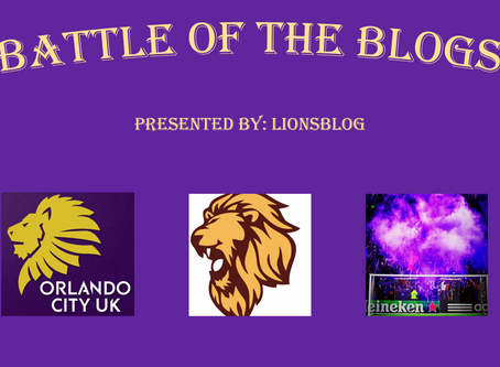 Battle of the Blogs!