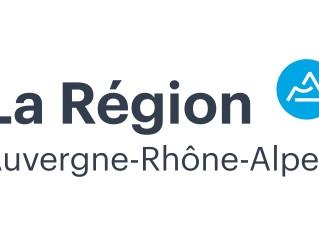 Financement Région Rhône Alpes