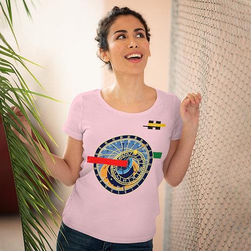 T-shirt amant bio pour femme Rose (SECRETIME)