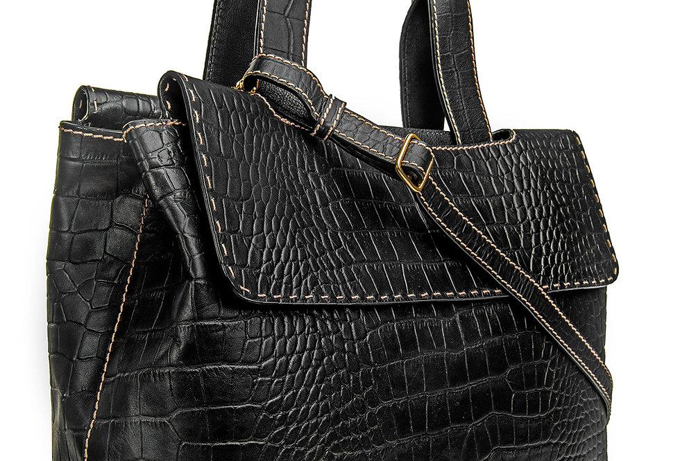 Hidesign Women's Leather Laptop Work Bag