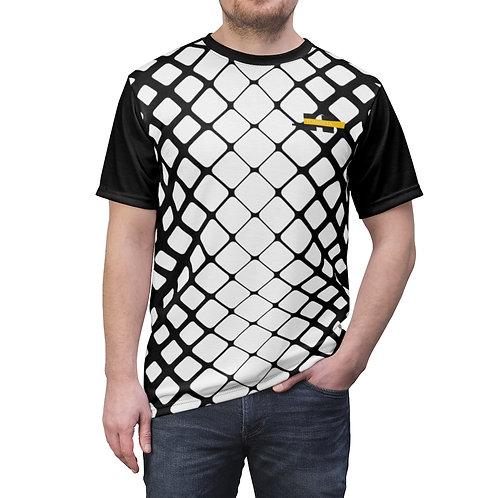 T-shirt découpé et cousu (SIX)