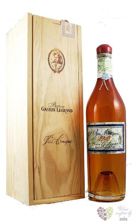 1960 Gaston-Legrand - 40% vol.