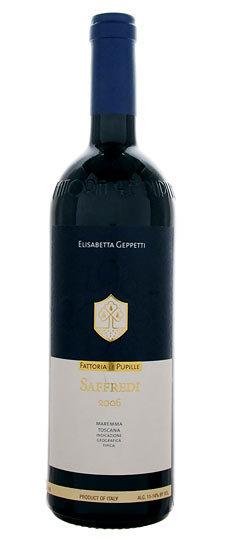Saffredi Fattorria Le Pupille 2012 - 75 cl.