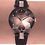 Thumbnail: Facet Strass Swiss Ladies Watch J5.651.M