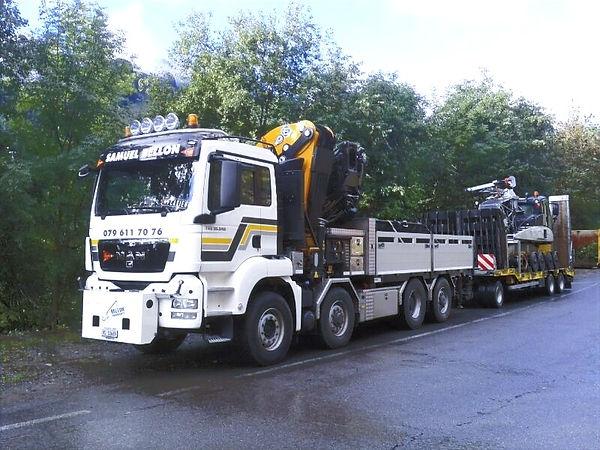 Bellon transports, manutention-levage Tr