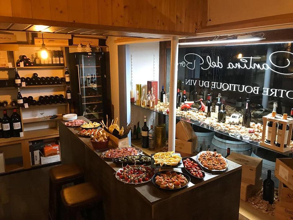 La Cantina Del Borgo
