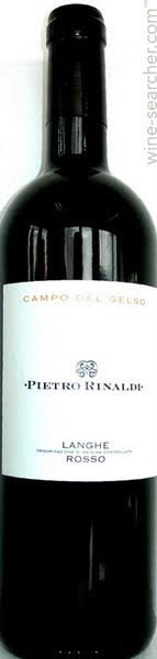 Langhe Rosso Pietro Rinaldi 2013 - 75 cl.