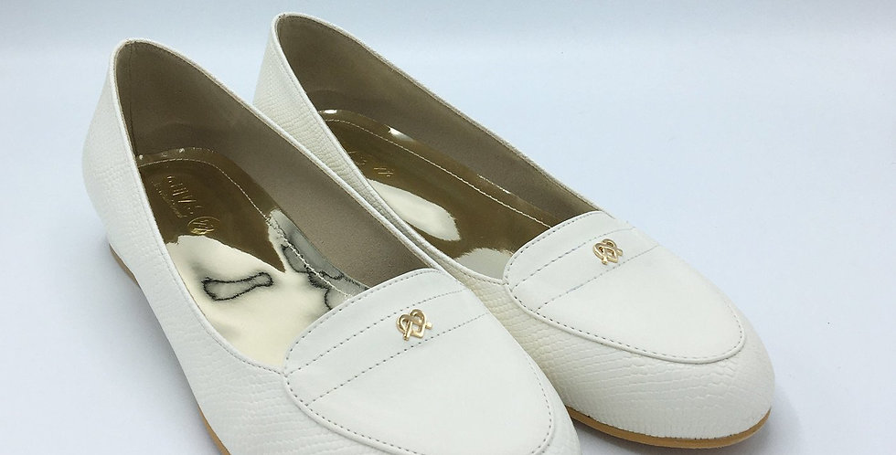 Aubrey - Off-White Vegan Shoes